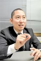 「夏にやるからこそ 雪室の意味がある」 市雪氷熱エネルギー利用促進協議会の事務局を務める櫻井光雄さん