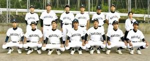 第101回全国高校野球選手権福井大会に出場する丸岡