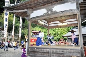 高浜・日枝神社、3年に1…