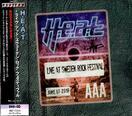 「DVD=3」 H.E.A.T『ライヴ・アット・…
