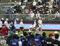 渋野日向子ら、女子ゴルフ初戦