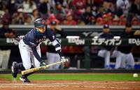日米野球、日本は逆転で3勝目