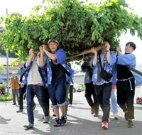 来月開催の県無形民俗文化財 「じじぐれ祭り」中止