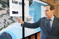 チリ 地震の備え日本に学ぶ 誤報糧に技術や心構え 76億人の海図_よりどころを求めて