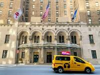 米ホテルのマリオット、赤字転落