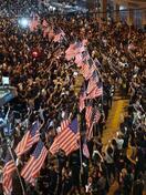 香港で13万人が怒りの声