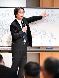 蓮池薫さん、拉致解決へ中国と連携を
