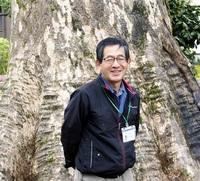 弱った木 原因探り治療  樹木医 籔内昭男さん(58) グッジョブふくい