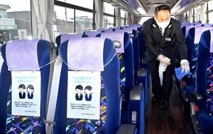 苦境の観光バス、コロナ禍で続く模索