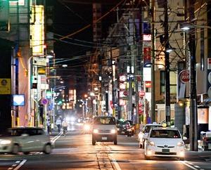 特別地域指定…福井市中心部の飲食…