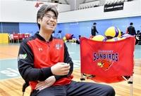 1992年バルセロナ、2008年北京大会 バレーボール男子 荻野正二さん 背中でけん引、熱き主将 ふくい五輪ものがたり