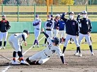 高校球児48人審判技術学ぶ 県高野連、福井で講習会