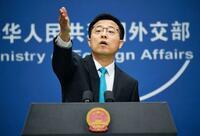 中国、米に対抗措置を示唆