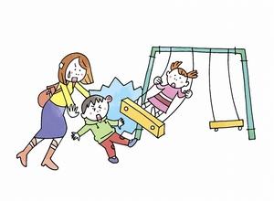 好奇心旺盛な3~5歳、事故に注意
