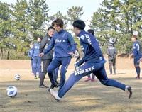 【ダッシュ福井ユナイテッド】JFL昇格へ3季目が始動 今年初の全体練習