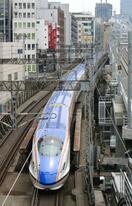 北陸新幹線「かがやき」2本減