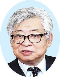 作家保阪正康氏 戦後の道筋語る