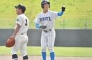 【写真】高校野球、美方―大野