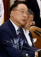 韓国、輸出規制撤回と協議要請