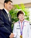 山口茜選手が充実の1年を報告