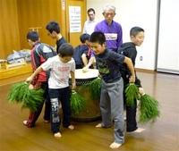 「だのせ踊り」練習に熱 敦賀・野坂 豊作祈願、あす奉納