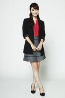 モデルとして活躍中の宮本茉由が、テレビ朝日系ドラマ『リーガルV~元弁護士・小鳥遊翔子~』(10月スタート)で女優デビュー(C)テレビ朝日
