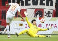 「サッカーコラム」J1神戸、GK飯倉が導いた初の天皇杯決勝