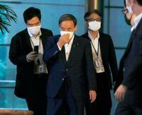 「表層深層」自民総裁選 主流派入りへ菅氏支持拡大