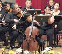 チェロで中1の北村さんが優勝