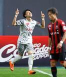 J1、川崎が6ゴールで9連勝