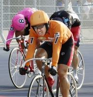 第61回オールスターでGⅠ初優勝を果たした脇本雄太=8月19日、福島県のいわき平競輪場