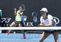 全豪テニス、土居組が3回戦へ