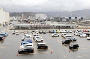 敦賀駅西の開発、青山財産を選定