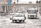 福井県内大雨で冠水や交通に乱れ