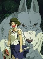 8月13日から『金曜ロードショー』3種連続で『スタジオジブリ』作品を放送 第一弾の『もののけ姫』 (C)1997 Studio Ghibli・ND