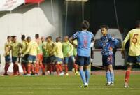 「サッカーコラム」コロンビア戦であらわになった課題
