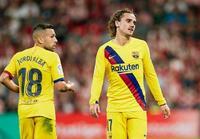 サッカー、バルセロナ開幕戦黒星