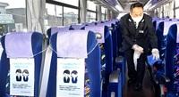 苦境の県内観光バス業界 ウィズ・コロナ事業 模索 感染少ない地域へ/学校需要に対応 「受け身 脱したい」