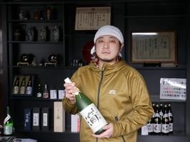 豊酒造の杜氏、佐々木克宗さん(レディーフォー提供)