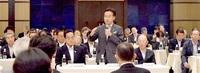北陸、関西「大阪まで」 都内で建設促進大会 連携を確認 つながる北陸新幹線