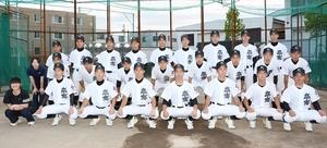 第100回全国高校野球選手権記念福井大会に出場する高志