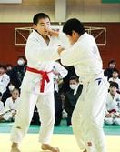 柔道・チャマゴンズ杯 玉木君(勝山)小6男子V…