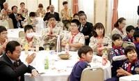 共生社会向け理解深める 手話や支援法紹介 福井LC 児童生徒160人参加