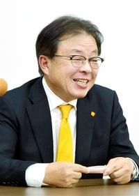 「ブランド戦略 早急に」 新幹線開業向け発信、誘客 越前市長初当選・山田氏が抱負