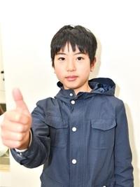 芦原小5年 八木秀斗記者