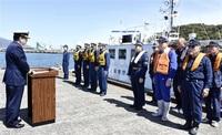 海の事故防止へ釣り人らに啓発 敦賀海保