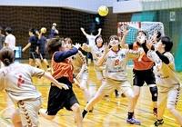 【頂への挑戦】ハンドボール女子強化鍵