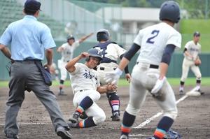 福井工大福井4強、投打で北陸圧倒