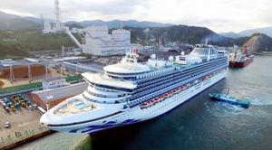 新型肺炎で敦賀寄港の運航中止