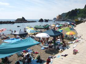 日本海の夏を思う存分楽しもう